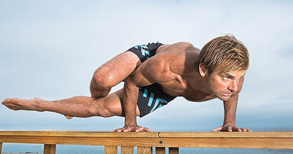 We tend to overlook the importance of breathing because it's something we do instinctually. We don't have to do it consciously. But when you bring consciousness to breathing, it will improve your fitness tenfold, which is beneficial for any athlete. And we just might learn something about ourselves from Laird Hamilton.